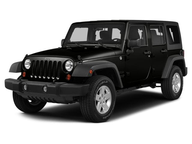 Photo Used 2015 Jeep Wrangler Unlimited Freedom Edition SUV in Miami