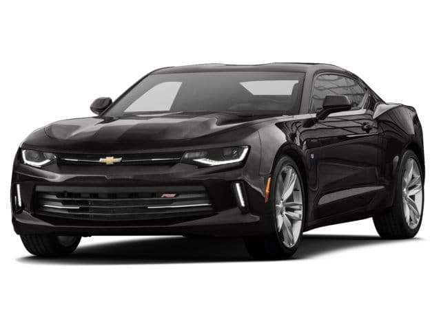 Photo Used 2016 Chevrolet Camaro 1LT Coupe in Merced, CA