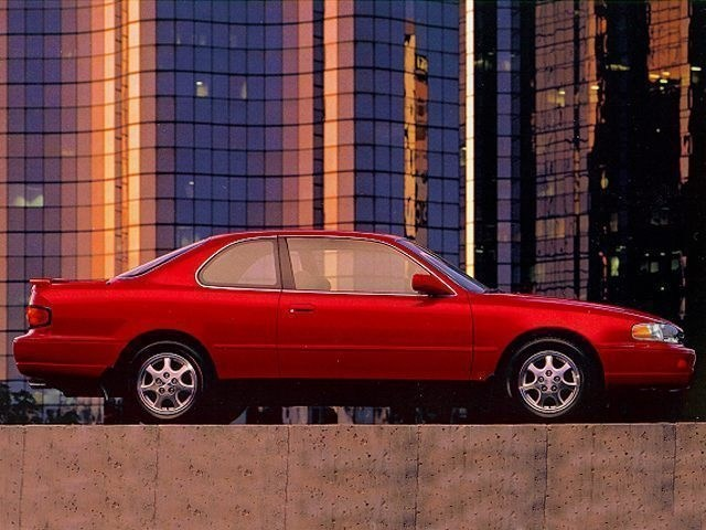 Photo 1995 Toyota Camry LE Coupe