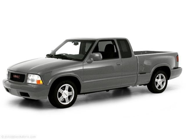 Photo Pre-Owned 2000 GMC Sonoma Truck Extended Cab For Sale  Raleigh NC