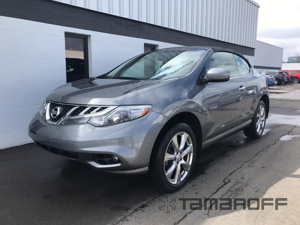 Photo Certified Pre-Owned 2014 Nissan Murano CrossCabriolet Base AWD CONVERTIBLE AWD