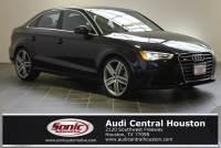 Used 2015 Audi A3 2.0T Premium (S tronic) Sedan in Houston, TX