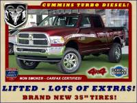 2016 Ram 2500 Crew Cab 4x4 - LIFTED - LOT$ OF EXTRA$!