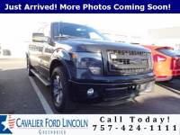 2014 Ford F-150 FX2 Crew Cab Short Bed Truck V6 24V GDI DOHC Twin Turbo