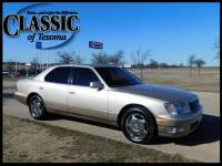 2000 LEXUS LS 400 400 Sedan Rear-wheel Drive