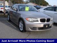 Pre-Owned 2011 BMW 1 Series 135i RWD 2D Coupe