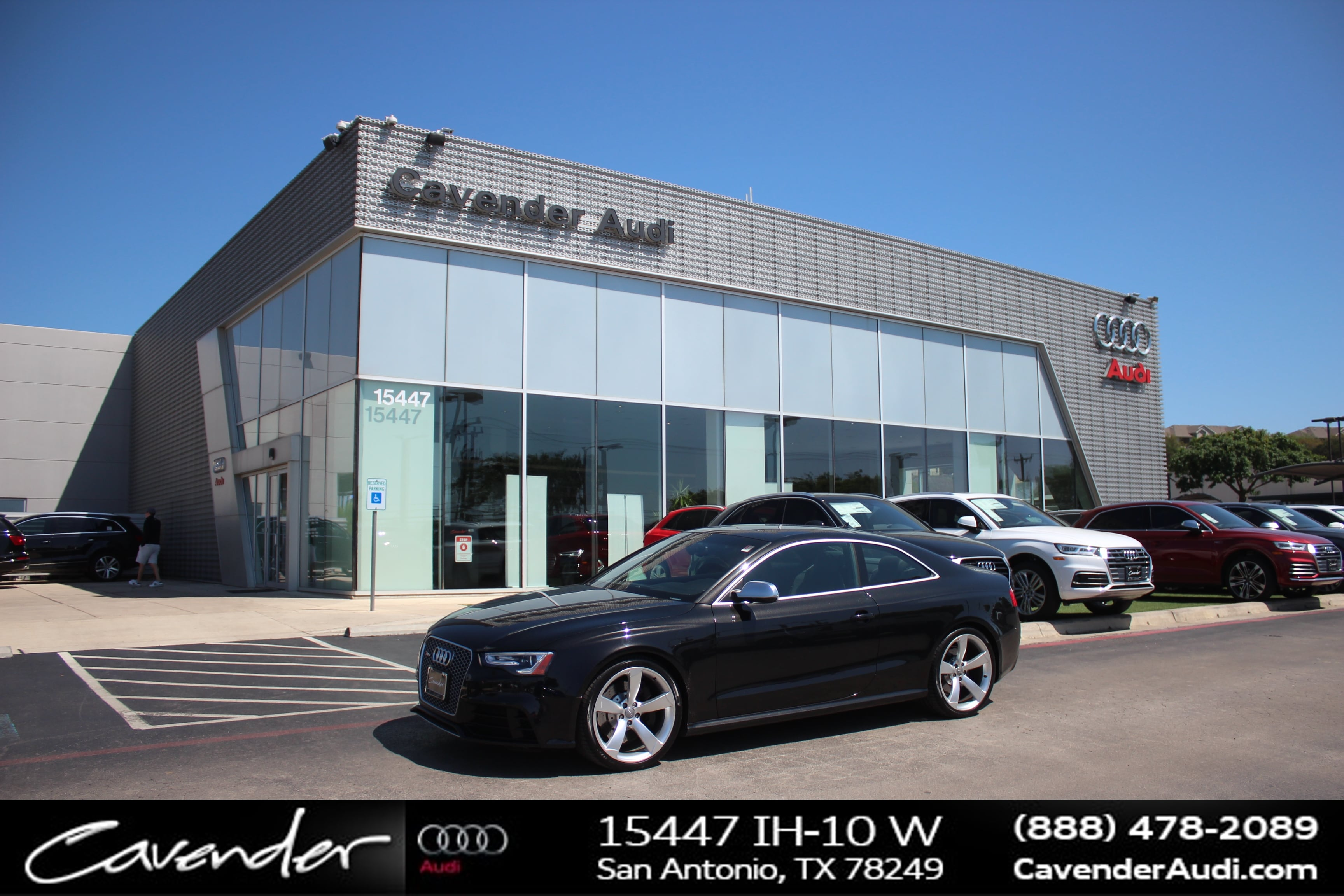 Photo 2014 Audi RS 5 Coupe  San Antonio, TX