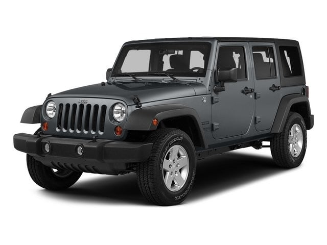Photo Certified Used 2015 Jeep Wrangler Unlimited Freedom Edition SUV in Miami