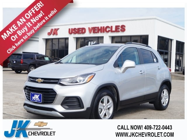 Photo Used 2017 Chevrolet Trax LT For Sale Nederland, TX