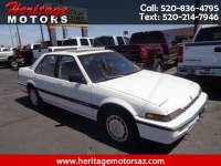 1989 Honda Accord LXI Sedan