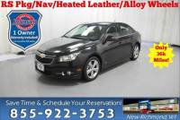Used 2013 Chevrolet Cruze 2LT