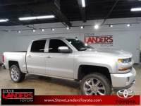 2017 Chevrolet Silverado 1500 LT Truck 6-Speed Automatic Electronic with Overdrive