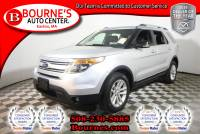 2014 Ford Explorer XLT 4WD w/ Navigation,Leather,Sunroof, And Backup Camera.