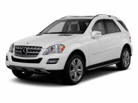 Pre-Owned 2010 Mercedes-Benz M-Class ML 350W4 AWD