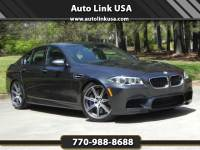 2015 BMW M5 Competition/Executive