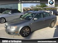 Used 2007 Audi A4 Front-wheel Drive in Arlington