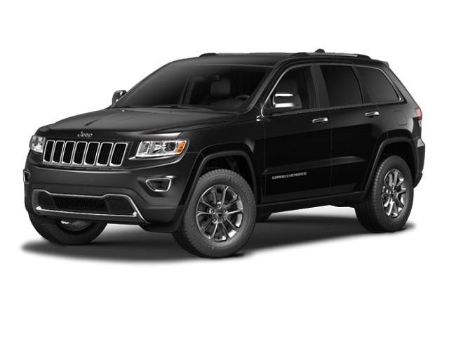 Photo Pre-Owned 2015 Jeep Grand Cherokee Limited 4x4 in Macomb, MI
