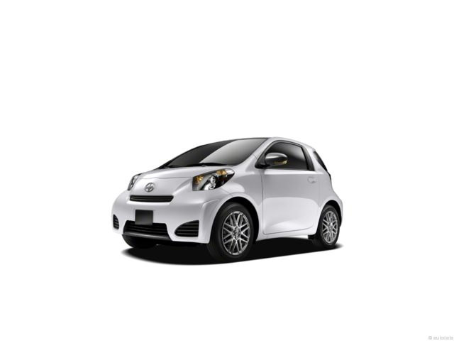 Photo 2012 Scion iQ CVT-I Hatchback Front-wheel Drive