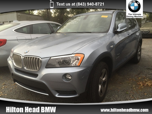 Photo 2011 BMW X3 28i SAV All-wheel Drive