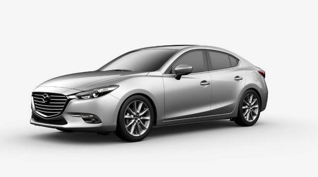 Photo 2017 Mazda Mazda3 4-Door Touring Sedan Front-wheel Drive in Irving, TX