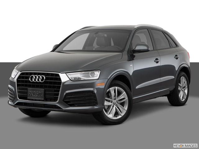 Photo Certified Pre-Owned 2018 Audi Q3 Premium Plus 2.0 TFSI Premium Plus FWD Near Palo Alto, CA
