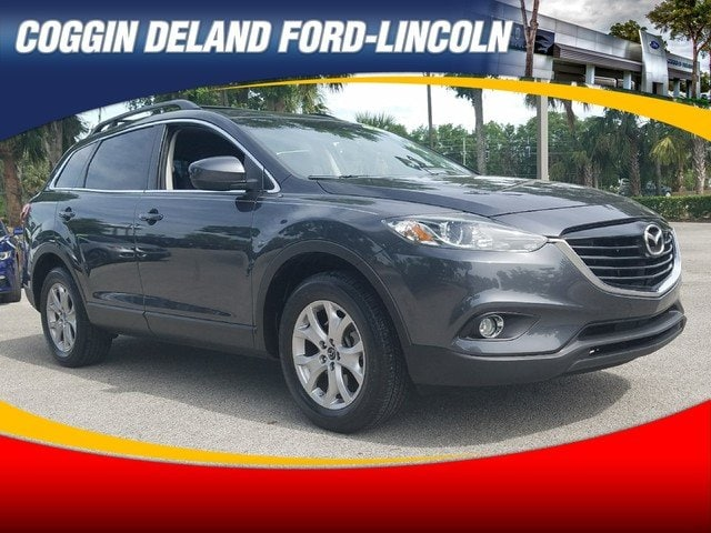 Photo Pre-Owned 2015 Mazda CX-9 Touring FWD Touring in Jacksonville FL