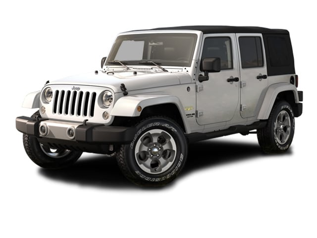 Photo 2015 Jeep Wrangler Unlimited 4WD Sahara 4x4 SUV in Baytown, TX