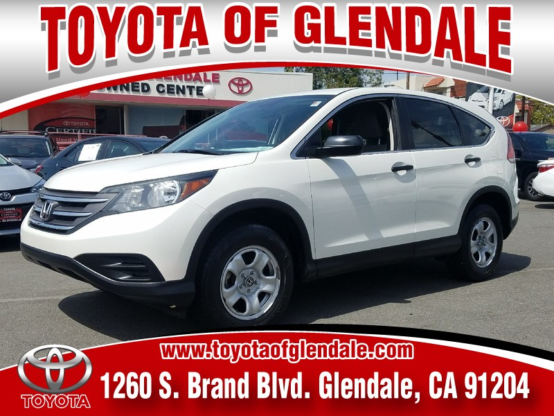 Photo Used 2014 Honda CR-V, Glendale, CA, , Toyota of Glendale Serving Los Angeles  5J6RM3H39EL010134