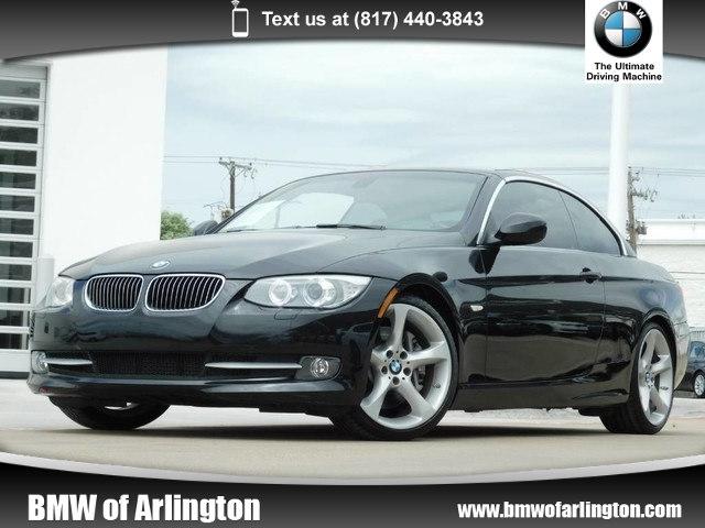 Photo Used 2011 BMW 335i Convertible Rear-wheel Drive in Arlington
