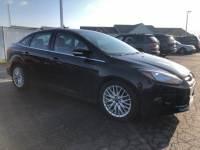 2014 Ford Focus Titanium Sedan Front-wheel Drive