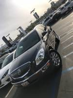 Used 2012 Buick Enclave Leather Group For Sale San Diego   5GAKRCED3CJ279472
