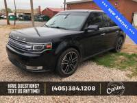 Pre-Owned 2013 Ford Flex Limited FWD 4D Sport Utility