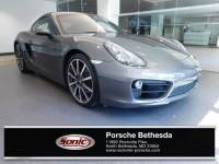 2014 Porsche Cayman S 2dr Cpe Coupe in North Bethesda