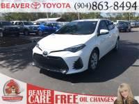 Certified Pre-Owned 2017 Toyota Corolla S FWD 4D Sedan