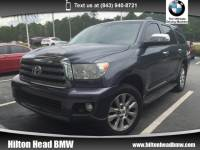 2010 Toyota Sequoia Limited * 4-Wheel Drive * Navigation * Back-up Cam SUV 4x4