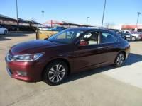 2014 Honda Accord Sedan LX Sedan serving Bossier City and Shreveport