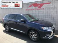 Pre-Owned 2016 Mitsubishi Outlander ES SUV Front-wheel Drive in Avondale, AZ