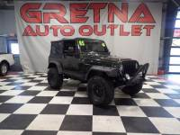 2005 Jeep Wrangler LIFTED TJ SPORT WILLY'S EDITION 4X4 4.0L 6 SPEED!