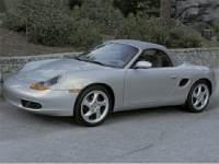 Pre-Owned 2000 Porsche Boxster Base Convertible for sale in Grand Rapids, MI