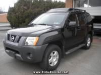 2007 Nissan Xterra S 4WD