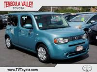 2010 Nissan Cube 1.8 Wagon Front-wheel Drive in Temecula