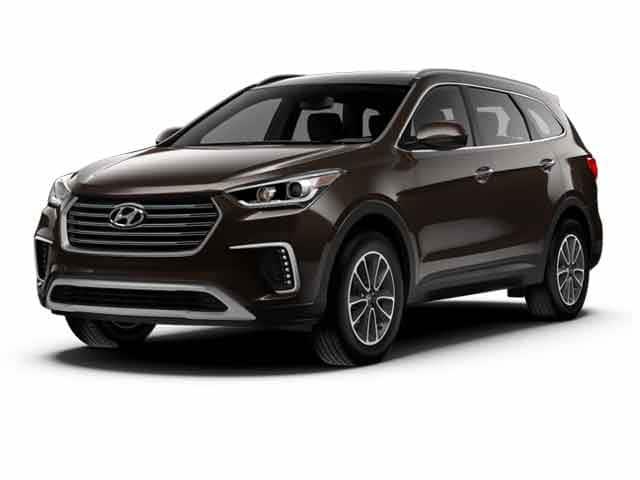 Photo Used 2017 Hyundai Santa Fe SUV All-wheel Drive in Klamath Falls