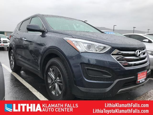 Photo Used 2016 Hyundai Santa Fe Sport 2.4L SUV All-wheel Drive in Klamath Falls