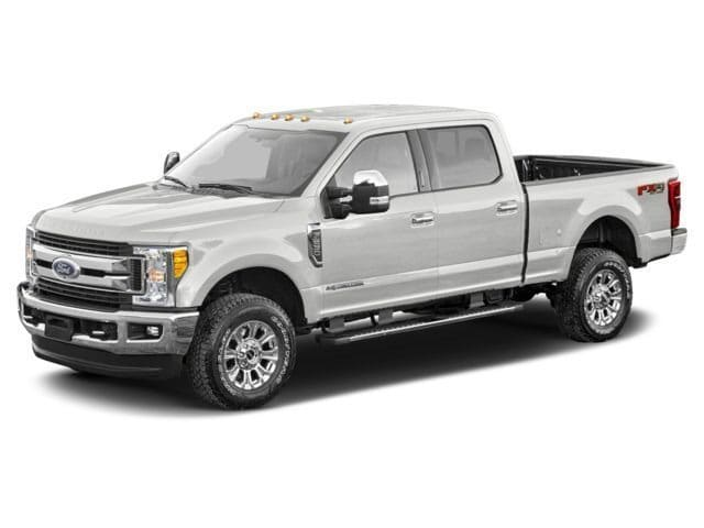 Photo Used 2017 Ford F-250 Truck Crew Cab for sale in Barstow CA