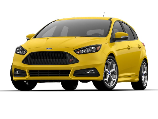 Photo Used 2017 Ford Focus ST ST For Sale  Houston TX  Stock HL244576