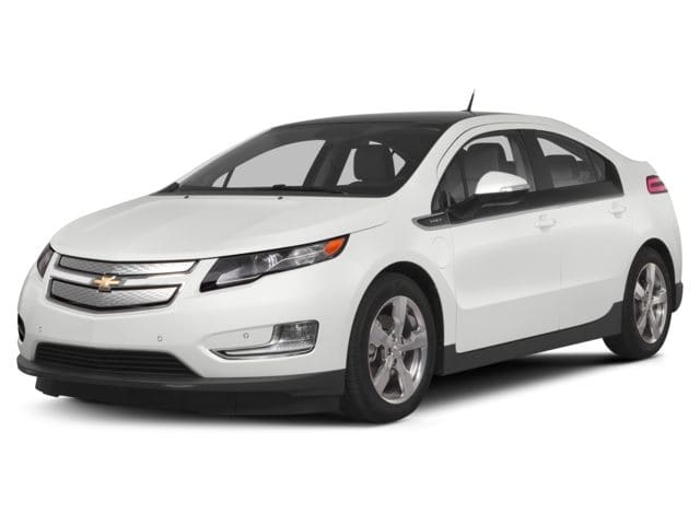 Photo Used 2014 Chevrolet Volt Base in Marysville, WA