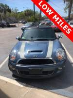 Pre-Owned 2010 MINI Cooper S Base FWD 2D Convertible