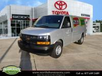 USED 2018 Chevrolet Express Cargo Van