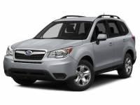 2015 Subaru Forester 2.5i Premium (CVT) SUV in Metairie, LA