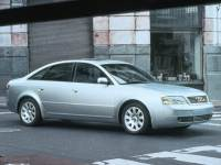 2001 Audi A6 Base Sedan All-wheel Drive